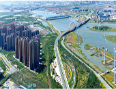 <span>Sino-Singapore Tianjin Eco-City, China</span>
